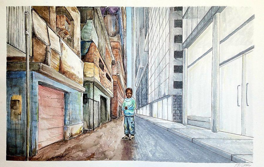 Artist of the Month--Anne Flynn