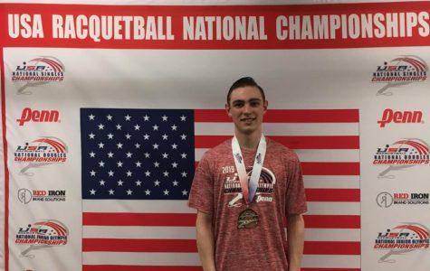 Sports Feature: Connor Fadden
