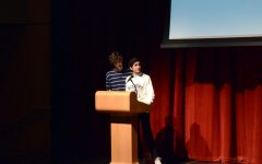 Ignite JHS sparks student-directed talks