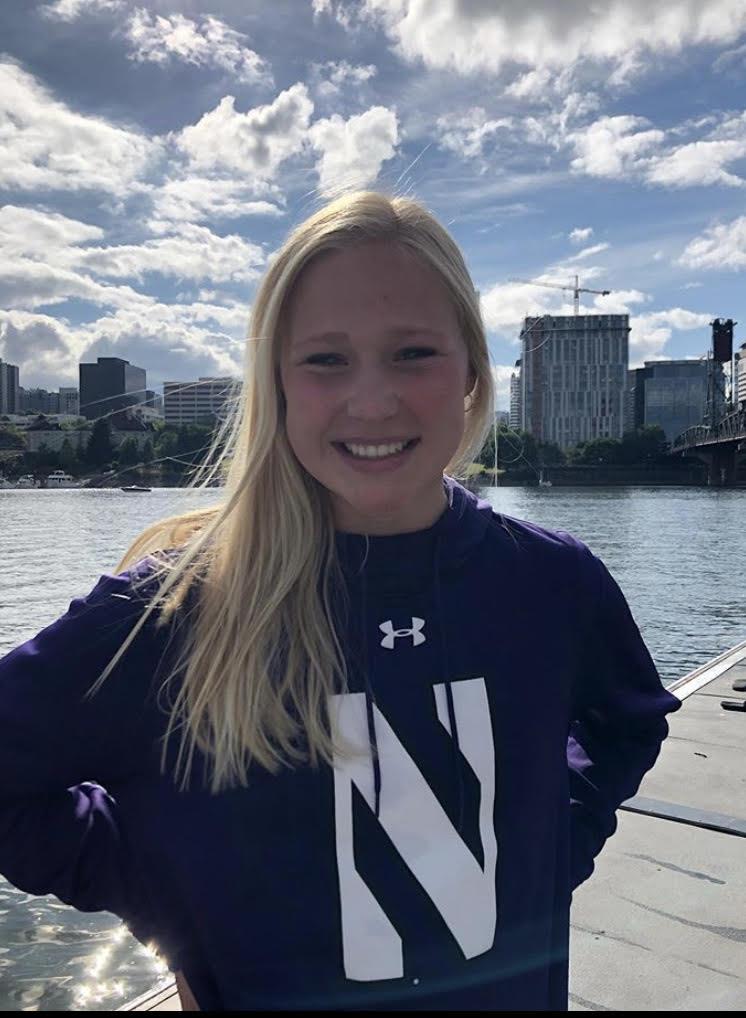Isabella Wallace commits to Northwestern University.