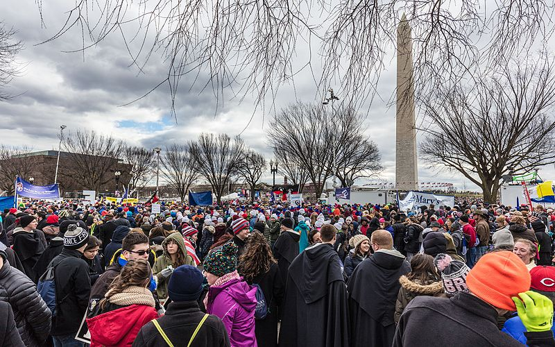 March for Life controversy exposes political tensions