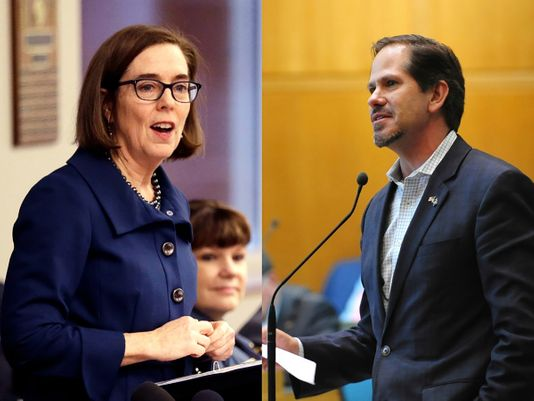 Oregon gubernatorial race ends in victory for Brown