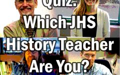 Quiz: Which JHS history teacher are you?