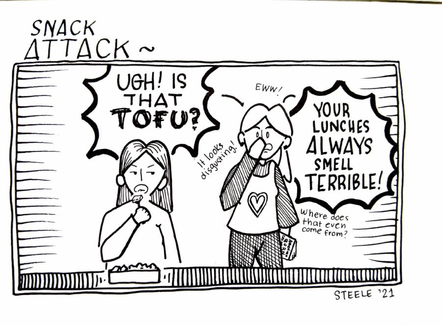 Snack+Attack