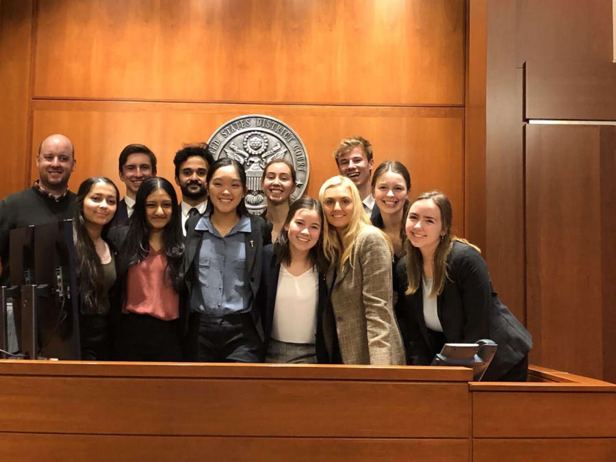 Mock+Trial+team+competes+at+state.+Photo+courtesy+of+Lane+Laurent+