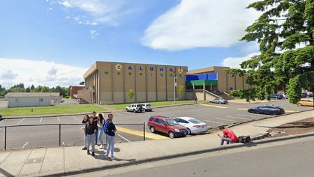 An Aloha High School student has tested positive for COVID-19 and attended school while infected.
