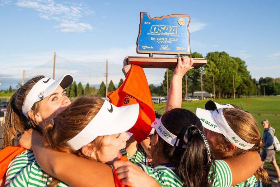 The womens golf team is looking forward to fresh energy this season from new players and coaches.
