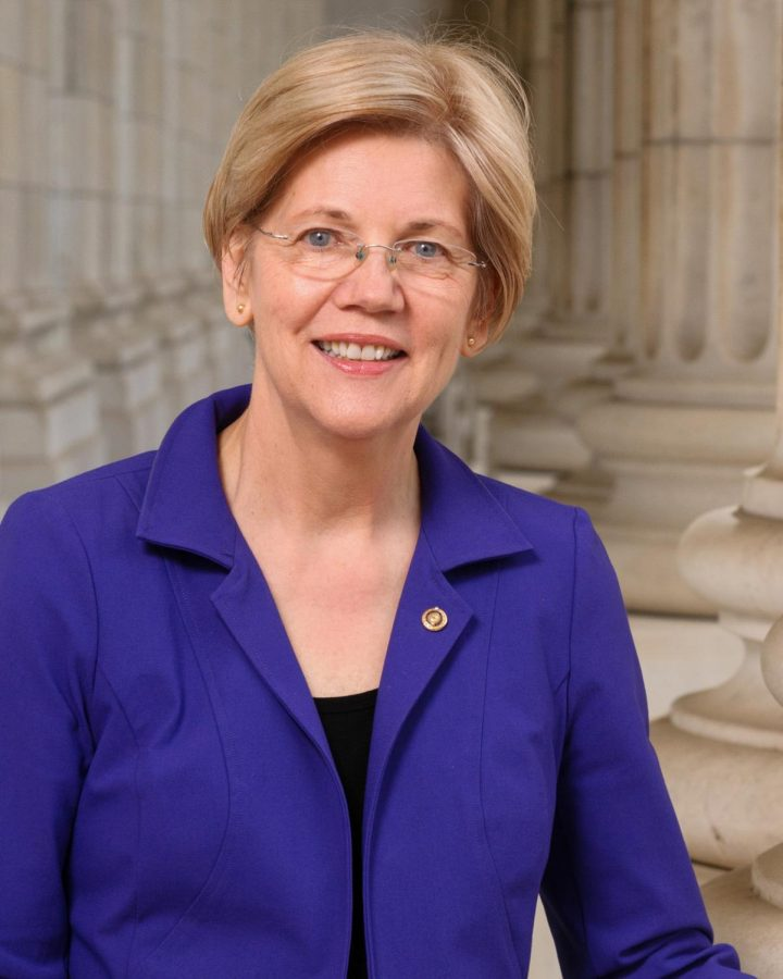 The third place candidate, Senator Elizabeth Warren dropped out shortly after Super Tuesday