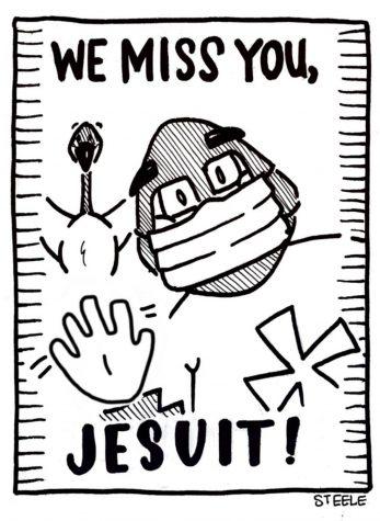 We Miss You Jesuit