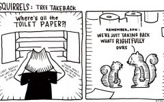 Squirrels: Tree Take Back
