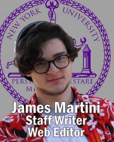 Honoring our seniors: James Martini
