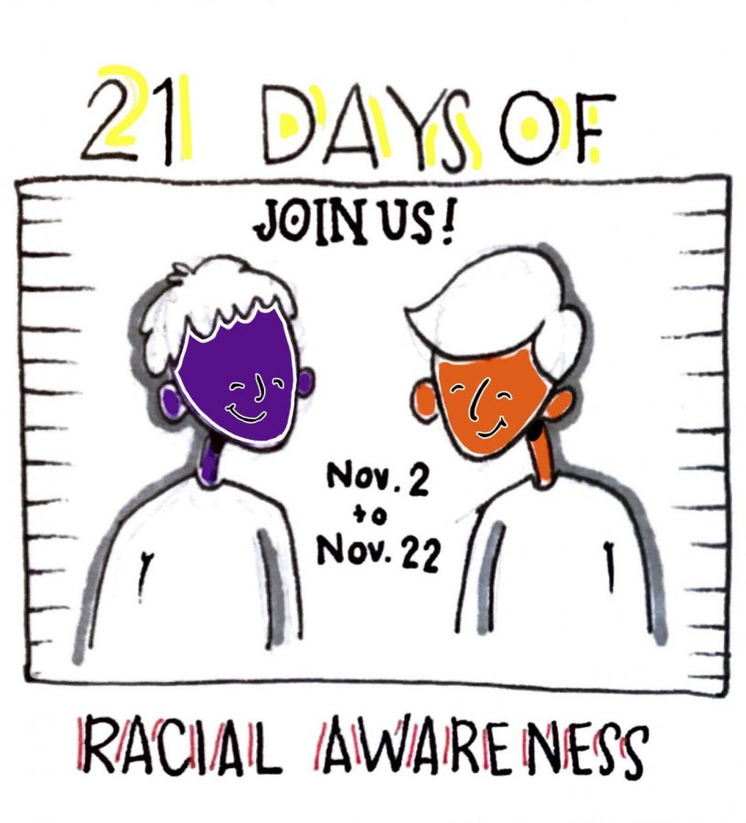 Take Part in Jesuit's 21 Day Racial Awareness Challenge