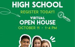 2020 Jesuit Portland Virtual Open House Poster