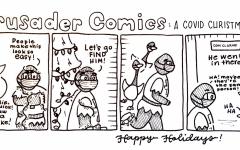Crusader Comics: A Covid Christmas