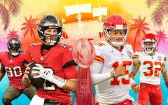 Super Bowl 2021: Tampa Bay Buccaneers vs the Kansas City Chiefs