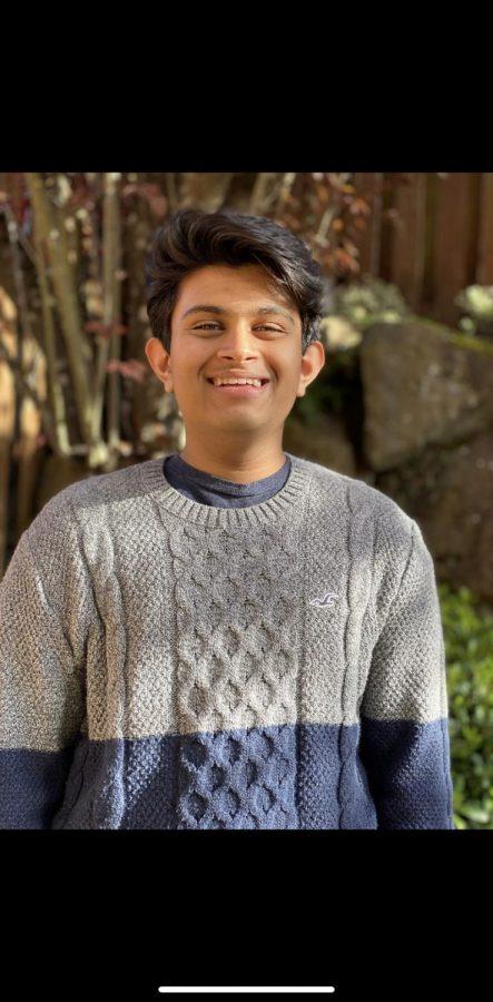 Senior Devansh Khunteta wins 2020 Congressional App Challenge