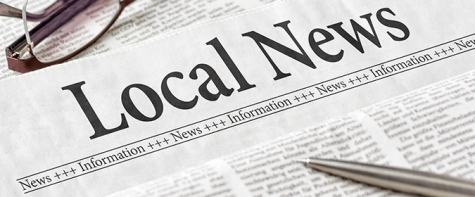 With the emergence of private equity and social media news, local newspapers face two threats jeopardizing their futures.