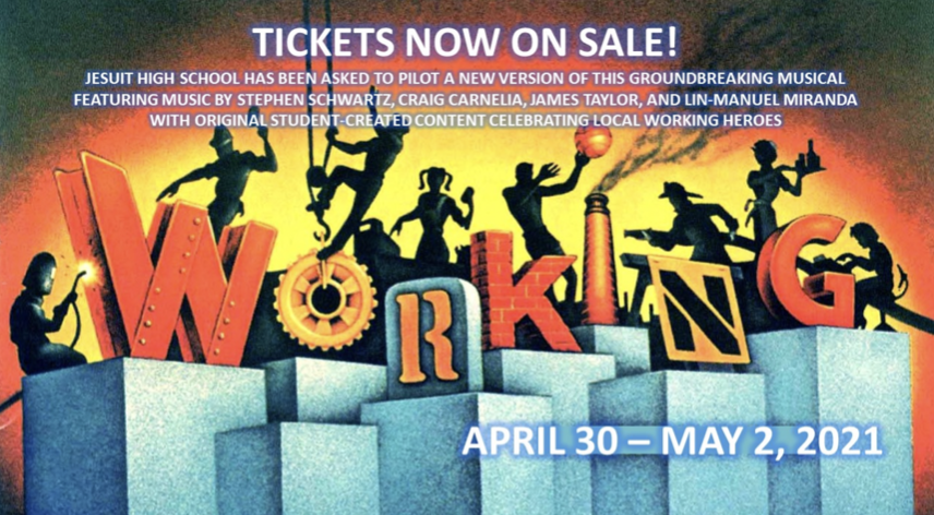 Jesuit Drama Department Presents Working: The Musical