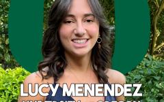 Honoring our seniors: Lucy Menendez