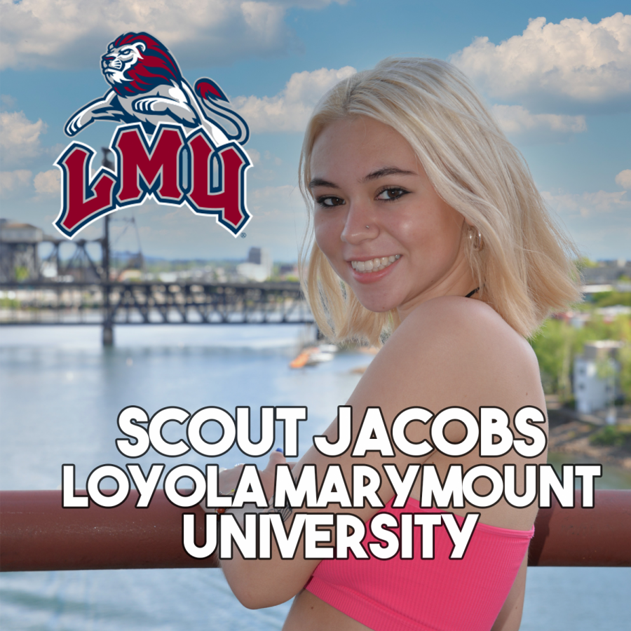 Honoring our seniors: Scout Jacobs