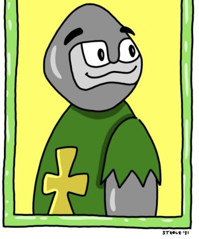 Charlie the Crusader