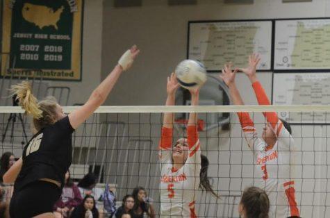 Jesuit Volleyball Rolls Beaverton