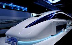Japan's New Levitating Bullet Train