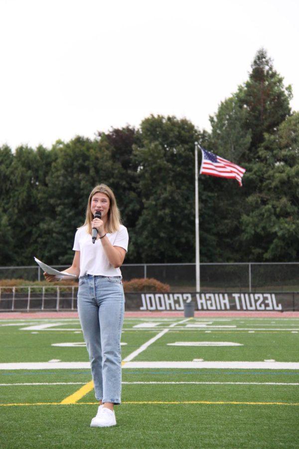 Student Spotlight: Catie Dice