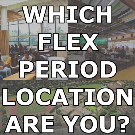 Quiz: Which Flex Period Location are You?