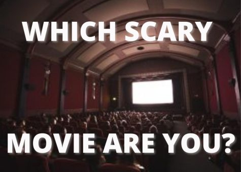 QUIZ: What Scary Movie Are You?